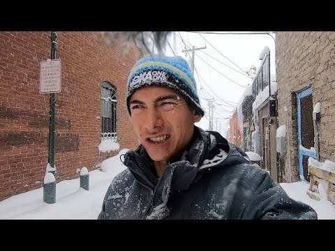 SNOW STORM IN FLAGSTAFF!