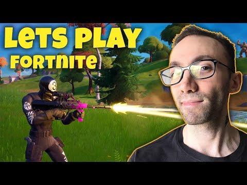 Lets Play Fortnite - این دست خیلی سخت شد