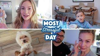 What I Eat in A Day | Most Stressful Day