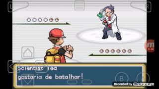Pokémon fire red#23 fogo vs fogo (mais perto do fim da aventura)