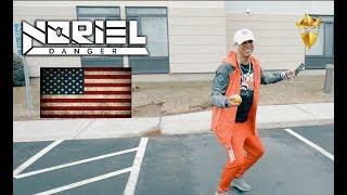 Noriel - Movimiento Naranja 😂 en Nashville, Connecticut y New York 🇺🇸