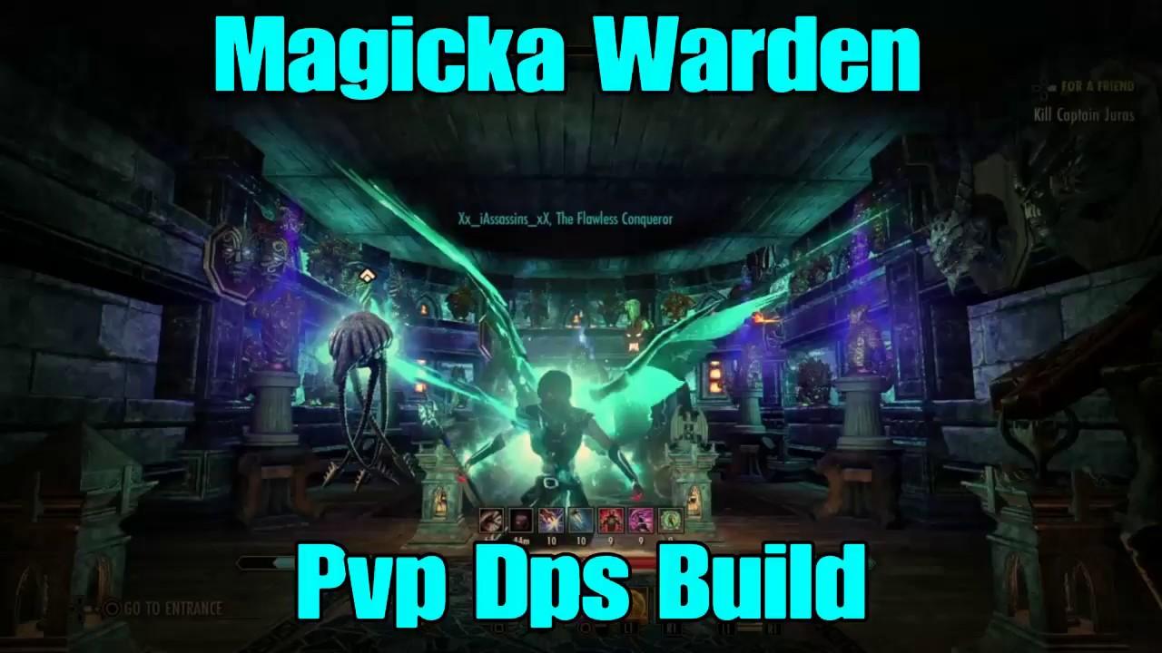 Warden Build Eso