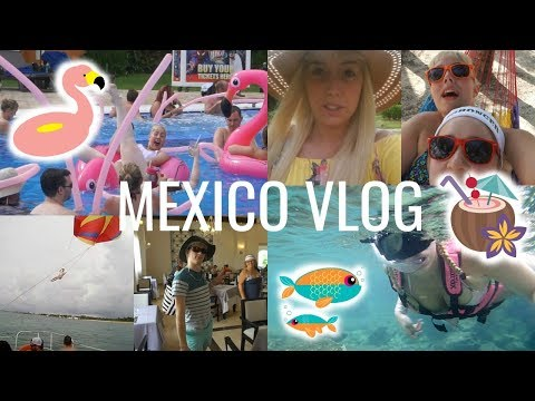 I THREW UP IN THE OCEAN | MEXICO VLOG 2