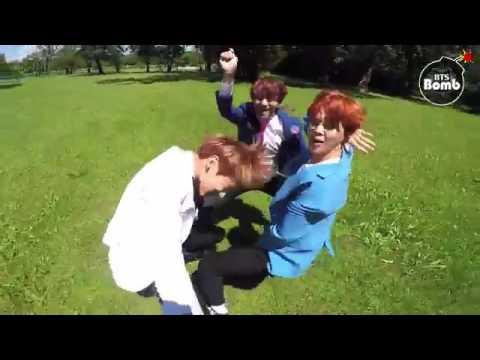 Bts V Jungkook Jimin Rapmon Dance Paseehoo