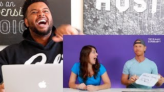 Couples Reveal Their Sex Count To Each Other | Reaction