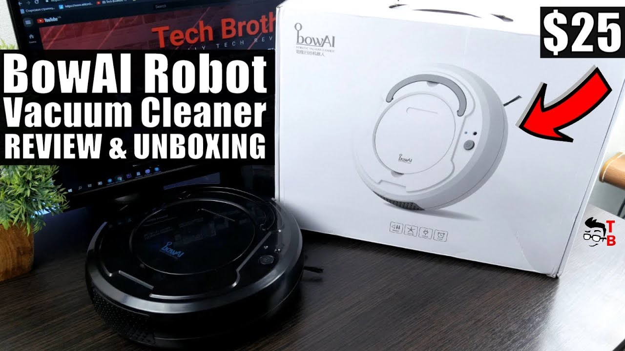 Bowai Robot Vacuum Cleaner Review It Costs Only 25