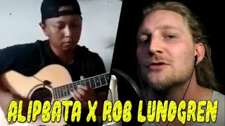 Download Hotel California - EAGLES | ALIP BA TA Feat Rob Lundgren (Acoustic Cover)