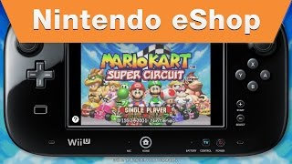 Nintendo eShop - Mario Kart Super Circuit: on the Wii U Virtual Console
