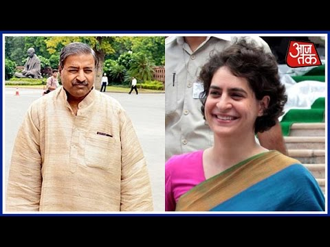 He Makes Me Laugh: Priyanka Gandhi Reacts To BJP Leader Vinay Katiyar's Not-So-Pretty Sexism
