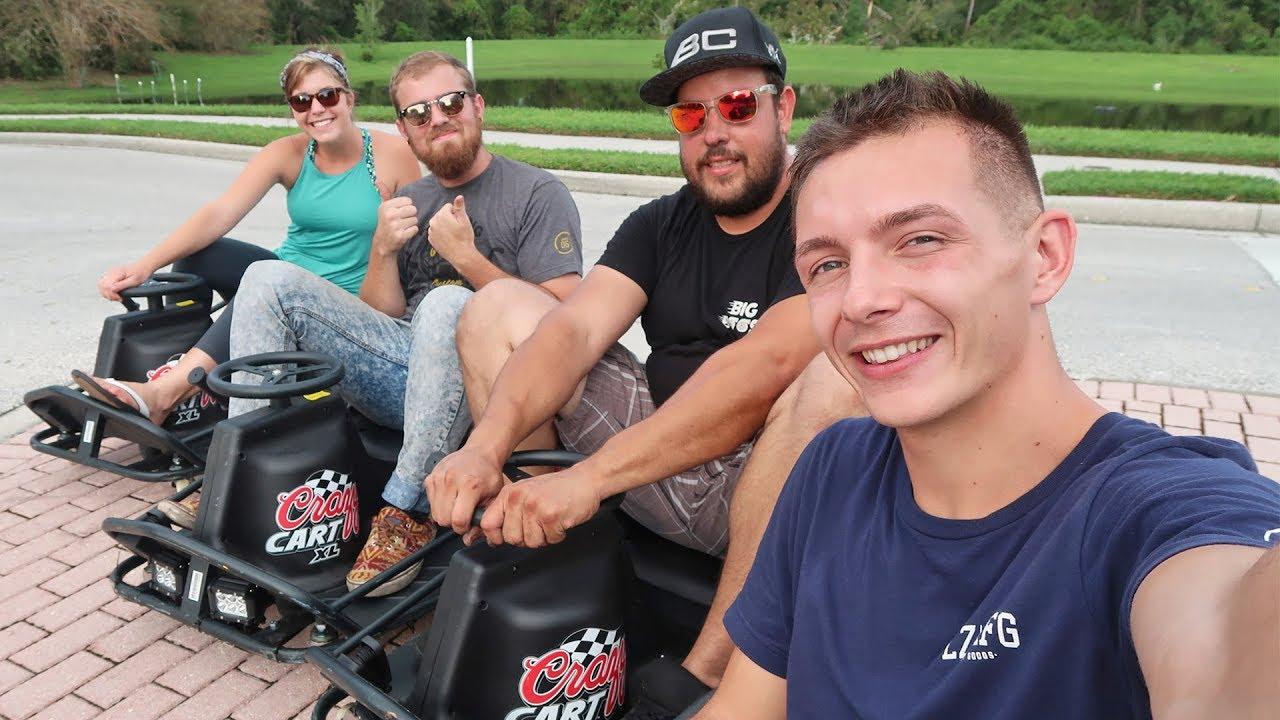 pov-crazy-kart-tandems-pit-bikes-new-gauge-install