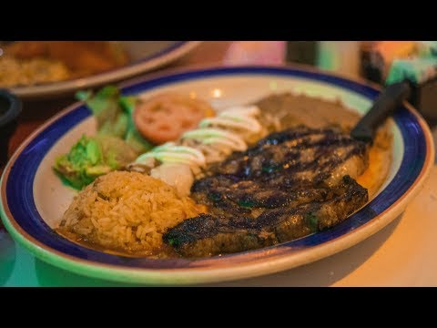 Amazing Mexican Food In San Antonio