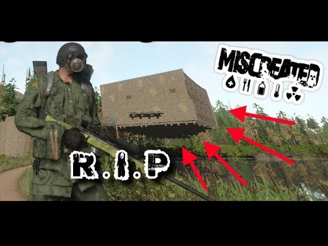 ☢Miscreated - All Your Floating Basses Are Gonna Fall To The Ground!!