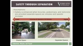 Ford Site: Bicycles, Pedestrians and Transit - April 30, 2015