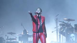 Queen Adam Lambert QAL2017 Tour GDML & IWIA - Boston 7-25-17