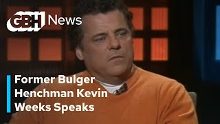 Former Whitey Bulger Henchman Kevin Weeks On Greater Boston
