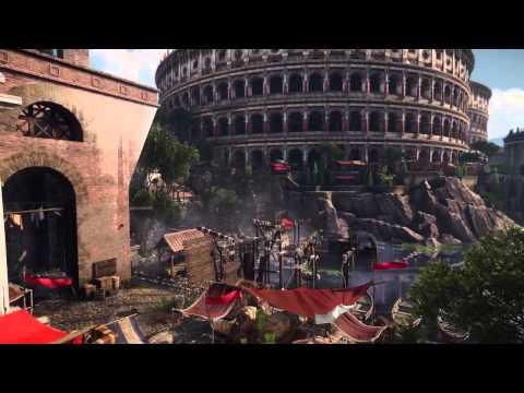 Ryse: Son of Rome (Developer Flythrough: Rome)