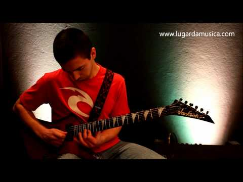 Joe Satriani  Crushing Day