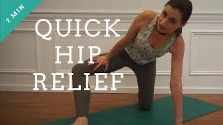 Quick hip relief