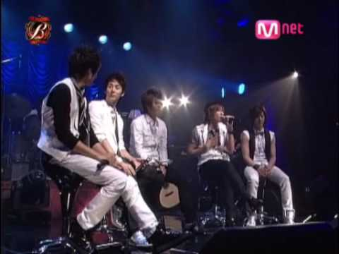 SS501 - In A Rush ((LIVE)) Original By BlackStreet