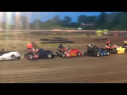 8.4.2018 - KC Raceway - 340 $ Feature