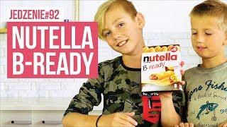 Nutella B-ready / JEDZENIE #92