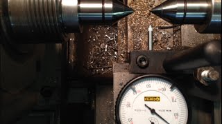 #10 - Verifying Tailstock alignment. The easiest, fastest, simplest way ever.
