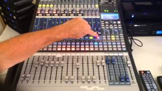 Trinity United Methodist Church, Andrews SC Audio Mixer - Joey O'Neal, Sound Systems Inc.,