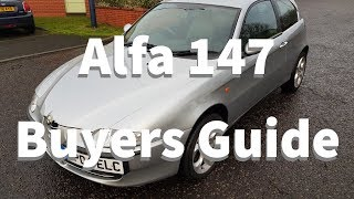 Alfa Romeo 147 Videos