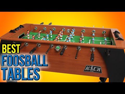 10 Best Foosball Tables 2016