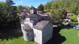 Montorfano Verbania, Lago di Mergozzo, Chiesa di S. Giovanni Battista