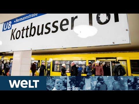 VERDÄCHTIGER GEFASST: Mann in Berlin vor U-Bahn gestoßen