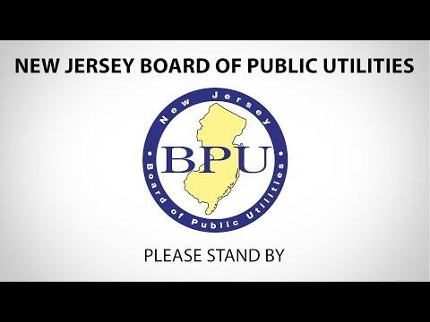Board of Public Utilities Meeting