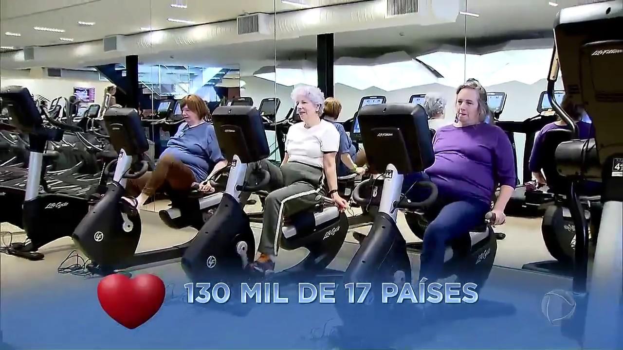 Pesquisadores do Canadá descobrem quantidade ideal de exercício para proteger sistema cardiovascular