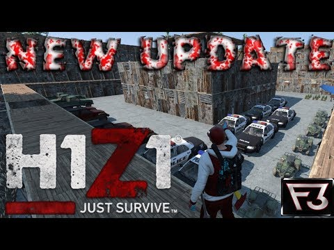 (NEW UPDATE) H1Z1 - Just Survive RESOLUTION RIDGE Northwest Territory