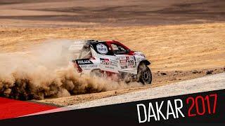 Dakar 2017 Stage 4 Highlights