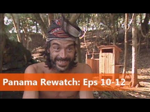 Survivor Panama Rewatch Episodes 10-12