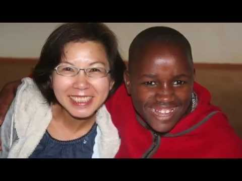 Michelle Ko's  testimony and work in Kenya, Africa among AIDS infected orphans