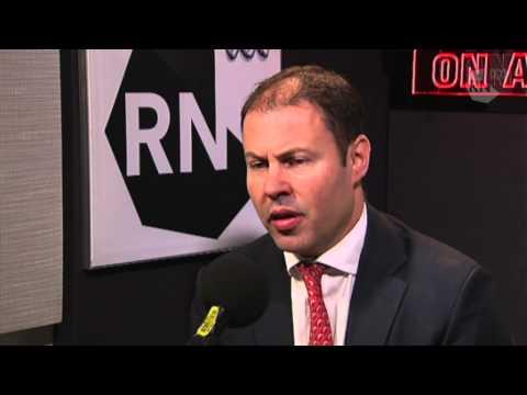 Shift in LNP to support gay marriage - Josh Frydenberg [HD] RN Breakfast