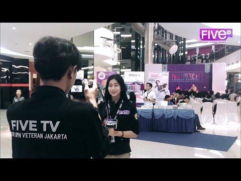 Liputan Broadcasting Festival 2016 Kelas Penyiar Indonesia