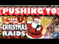 Clash of Clans - Pushing to 4,000 Trophies #5 Lucky Christmas Raids! Plus Important Announcements