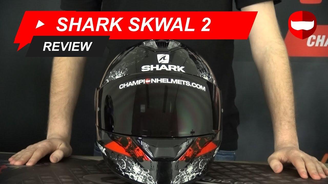 4f35d6eaaf9 Shark Skwal 2 Helmet Review   Unboxing - ChampionHelmets.com. Champion  Helmets