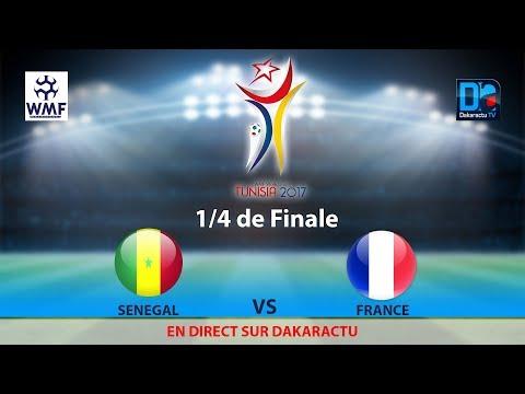 Quarts de finale Coupe du monde de mini-Foot : Revivez le match Sénégal : 4 -France : 3