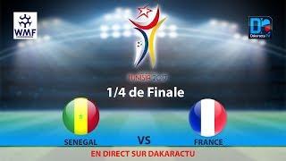 [REPLAY] Quarts de finale Coupe du monde de mini-Foot : Revivez le match Sénégal : 4 -France : 3