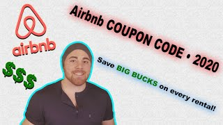 Gambar cover AIRBNB COUPON CODE (Updated • 2020) Save BIG Bucks On Every Rental!