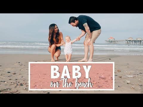 Our First Family Vacation | Huntington Beach