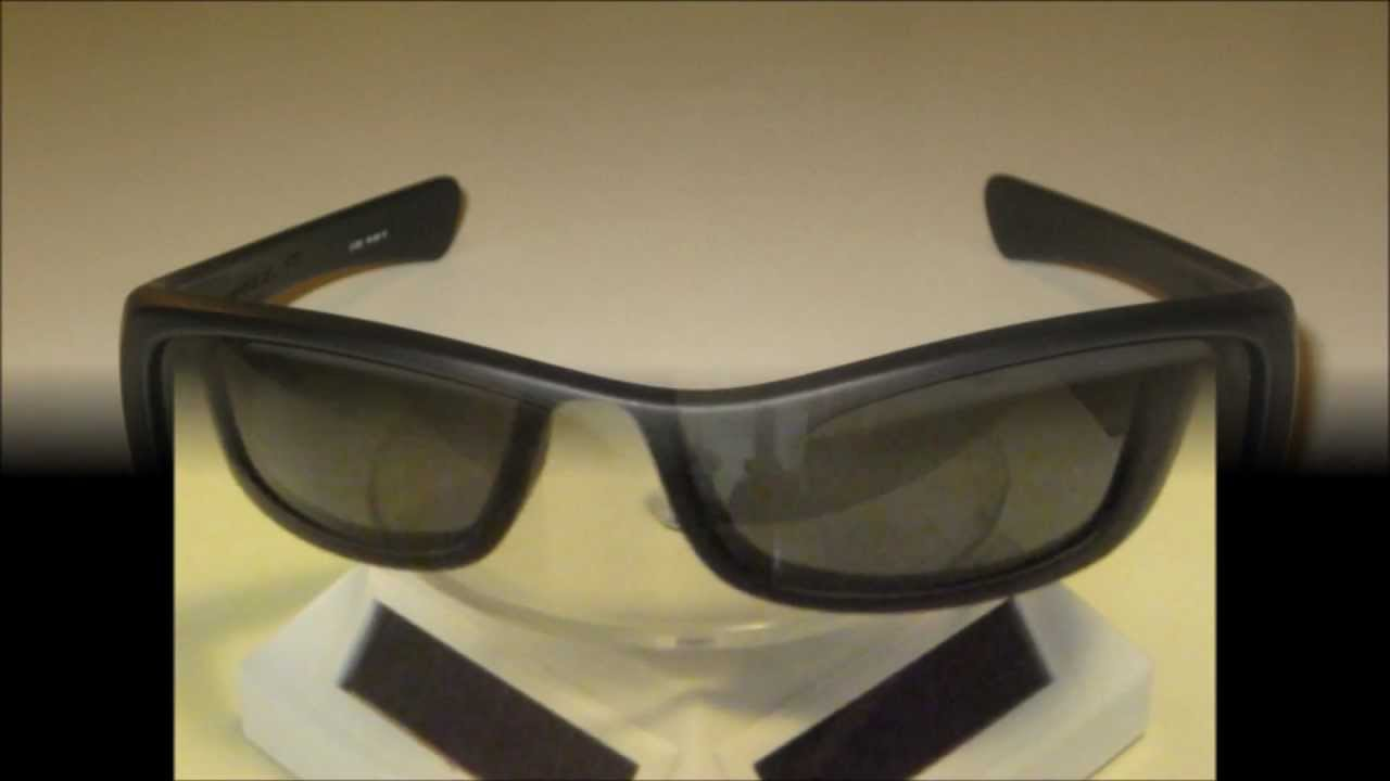 86f3803e052 Oakley Hijinx Sunglasses 12-929 Polarized - YouTube