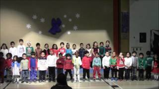 Kindergarten ?Winter Performance #1 Floradale 2016