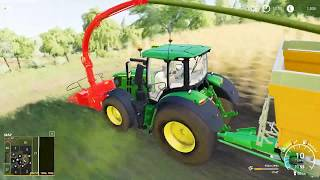 Farming Simulator 2019 Timelapse l Old Streams Farm #1