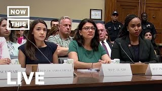 House Hearing Featuring AOC on Child Separation and Detainment | NowThis