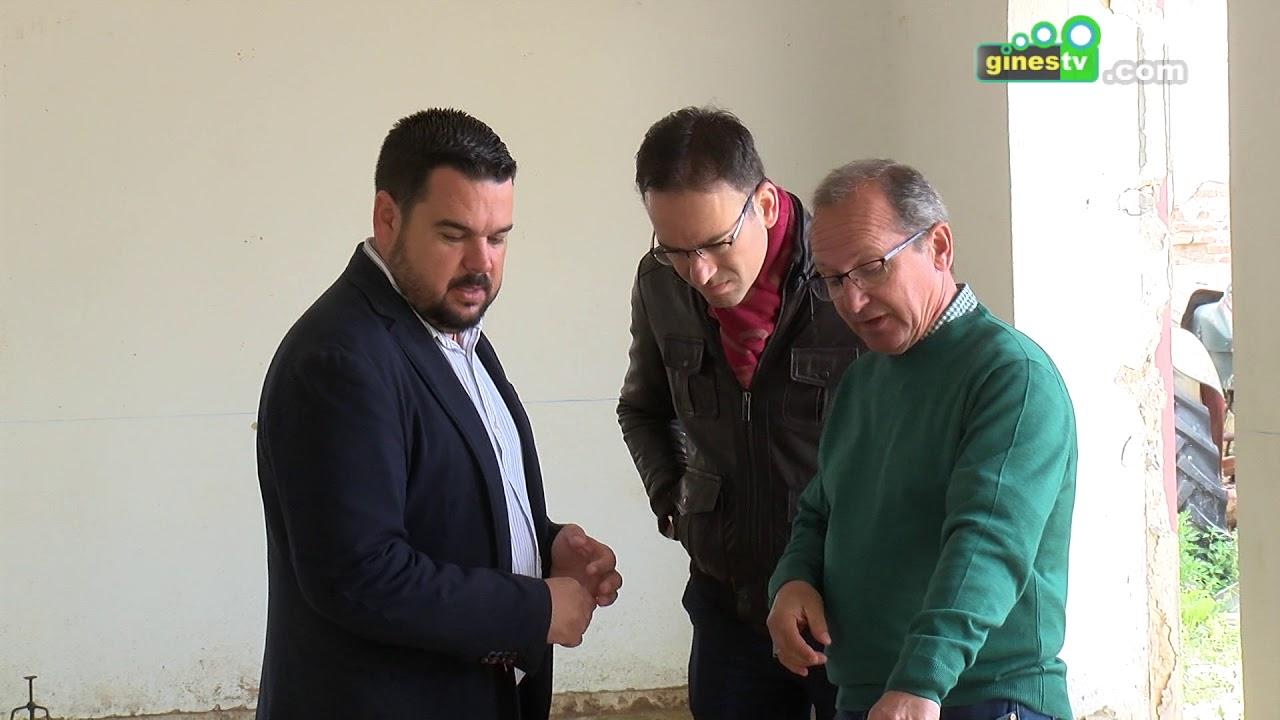 A buen ritmo las obras para terminar la adaptación del Molino a Casa Consistorial